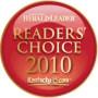 Lowell's Wins 2010 Readers' Choice Award