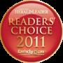 Lowell's wins 2011 Readers' Choice Award