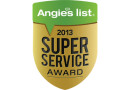 Lowell's selected for Angie's List 2013 Super Service Award